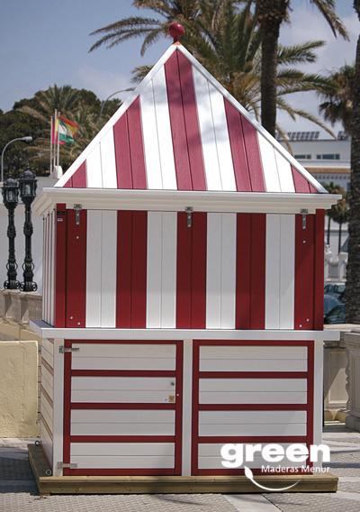 Quiosco Cádiz