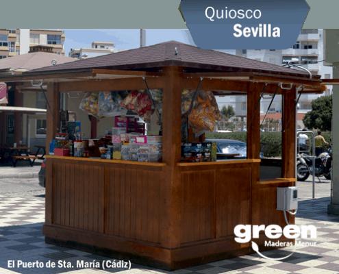 Quiosco Sevilla