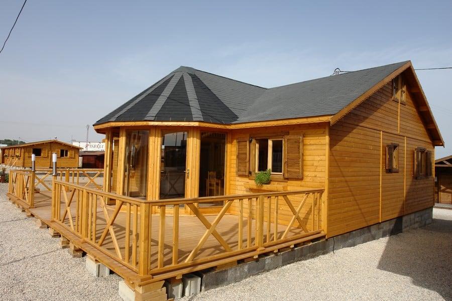 Casas de madera maderas menur - Casas de madera en cadiz ...