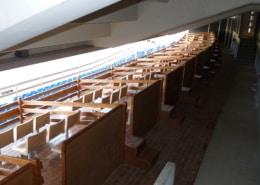 palco madera