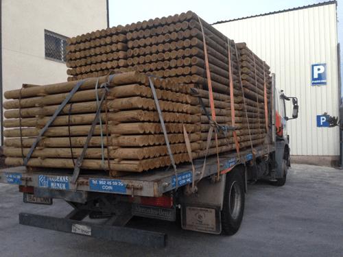Log stica maderas menur - Maderas menur ...