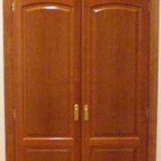 Puerta armario curvo