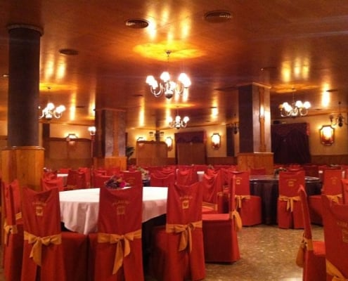 restaurante platero