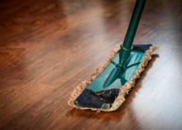 como limpiar madera